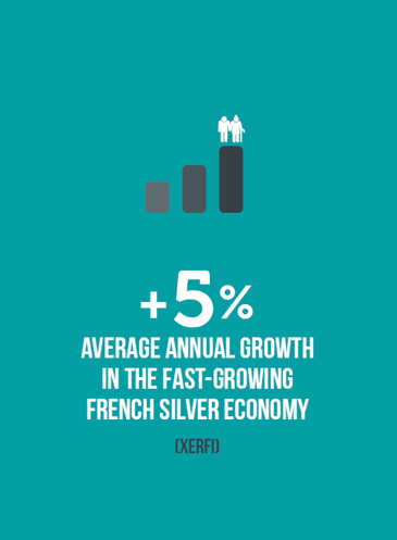 French silver economy
