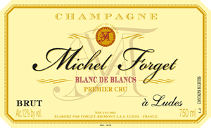 CHAMPAGNE MICHEL FORGET